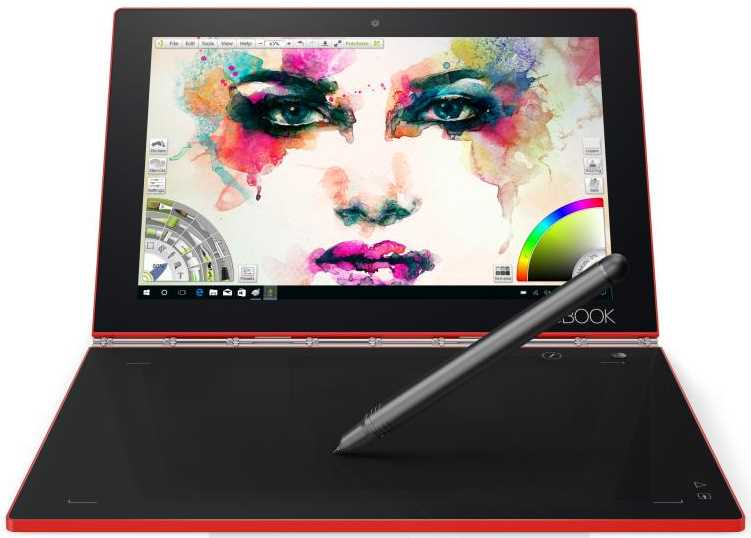best tablet for note taking Lenovo Yoga Book 10.1 inch