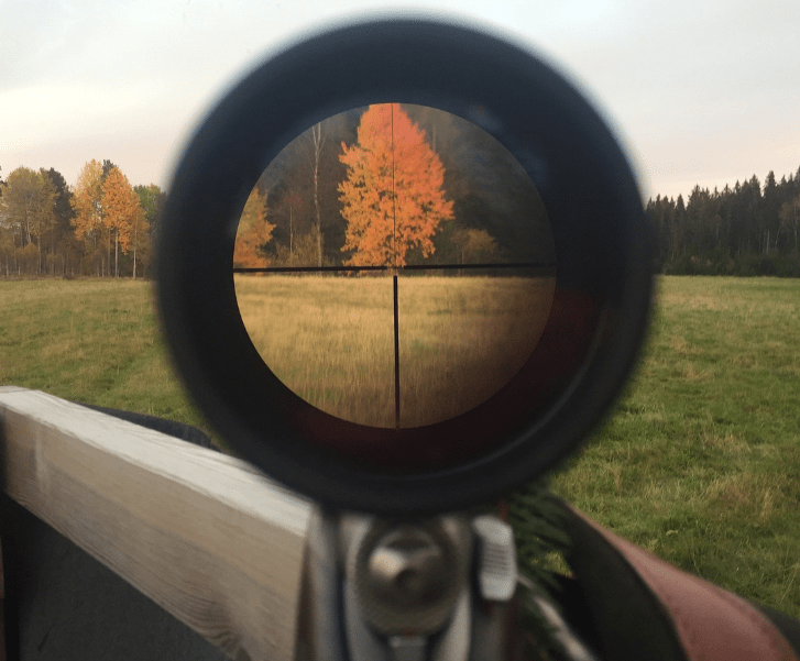 BEST SCOPES FOR AR 15 HUNTING